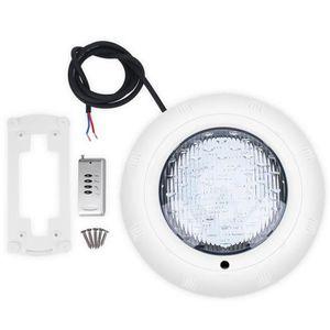 PROJECTEUR - LAMPE Projecteur lampe de piscine 18 couleurs multiples