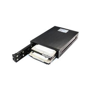 HOUSSE DISQUE DUR EXT. OImaster HE-2005 double boîtier disque dur SATA HD