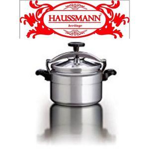 COCOTTE MINUTE Haussmann Héritage - Autocuiseur Aluminium, tous f