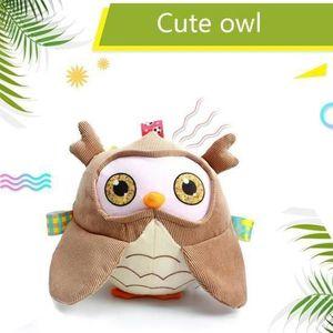 CONSOLE ÉDUCATIVE CONSOLE EDUCATIVE Enfants Bébé Owl Clochettes Musi