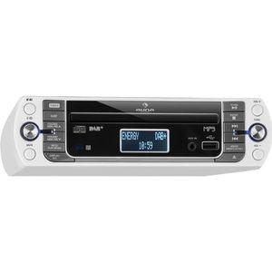 RADIO CD CASSETTE auna KR-400-CD Radio de cuisine avec lecteur CD -