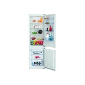 RÉFRIGÉRATEUR CLASSIQUE Beko BCHA275K2S Réfrigérateur-congélateur intégrab