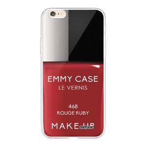 Coque iphone 6s vernis