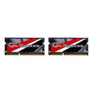 MÉMOIRE RAM Ripjaws 2 x 8 Go DDR3-1866 - PC3-14900 - CL11 (…