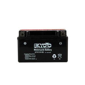 BATTERIE VÉHICULE Batterie YTX7A-BS - KYOTO - 12V / 6Ah