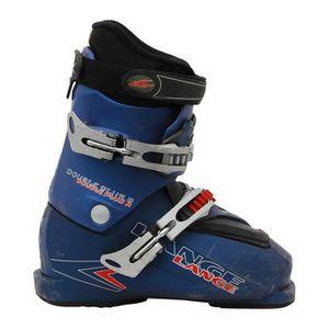 CHAUSSURES DE SKI Chaussure de Ski Lange Double plus R bleu