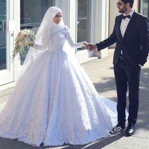 ROBE DE MARIÉE Arabie Saoudite Turquie robes de mariée musulmanes