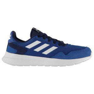 Adidas Copa Super Baskets En Daim Hommes Bleu marineblanc