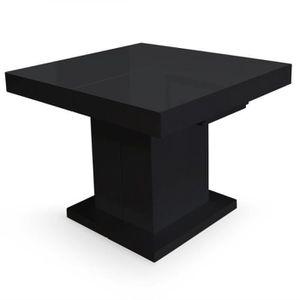 TABLE À MANGER SEULE Table de Repas Extensible