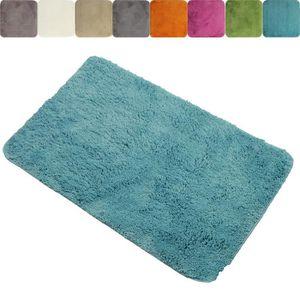 TAPIS DE BAIN  Tapis de salle de bain anti-glissant et absorvant