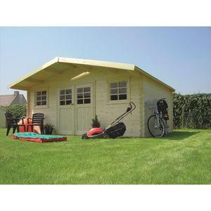 ABRI JARDIN - CHALET SOLID Abri de jardin Montreux 508x508cm