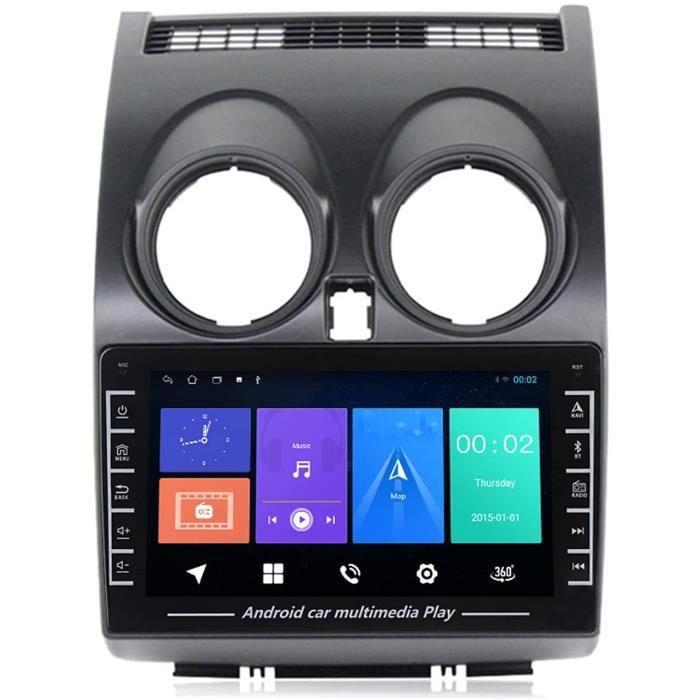 ADMLZQQ An oid 8.1 Autoradio 9- in Dash Voiture Radio Car Radio Navigation GPS pour Nissan Qashqai J10 2006-2013 Bluetooth WiFi 13