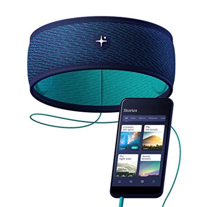 Oreillette Bluetooth LJ8HK Le groupe vous aide à faire tomber Aleep plus rapidement! Bandeau innovant et torie hypnotique Créé par l