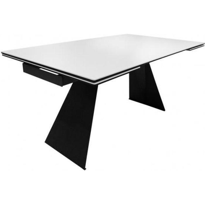 Table extensible en céramique - OPALE