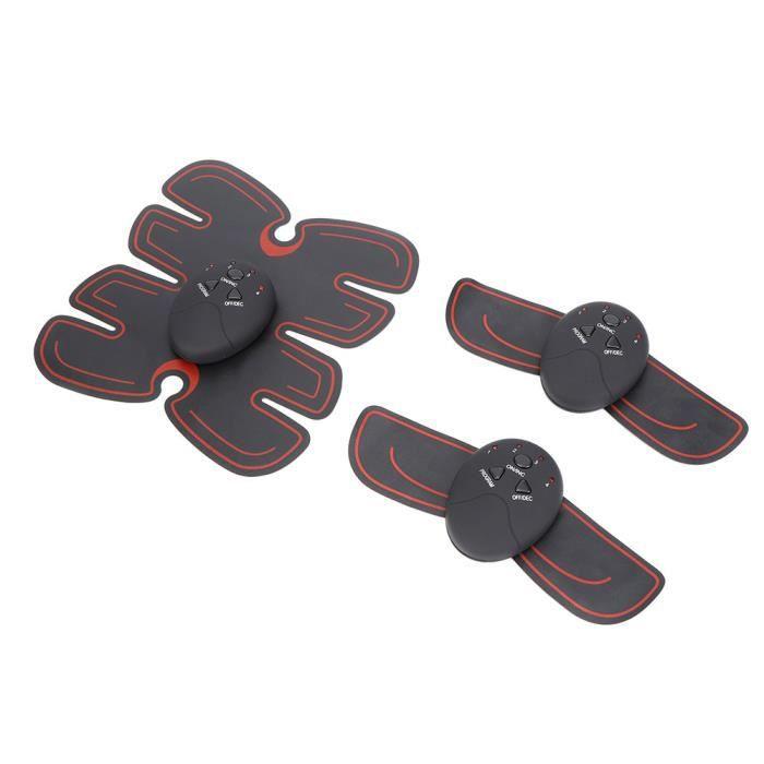 HURRISE Collage abdominal Intelligent Muscle Abdominal Collant Abdomen Trainer Instrument Colonne Vertébrale Instrument de