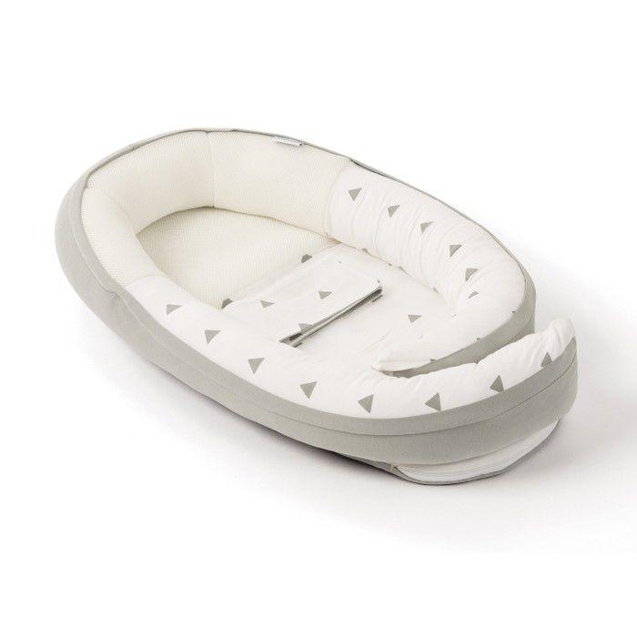 BABYMOOV Réducteur de lit doomoo gris