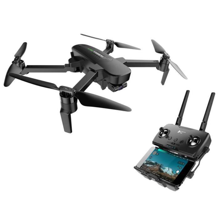 Drone Hubsan Zino Pro GPS avec caméra pour adultes Drone 4K UHD 5G WiFi Drone FPV 4 km Quadricoptère RC sans balais Quadricop-2