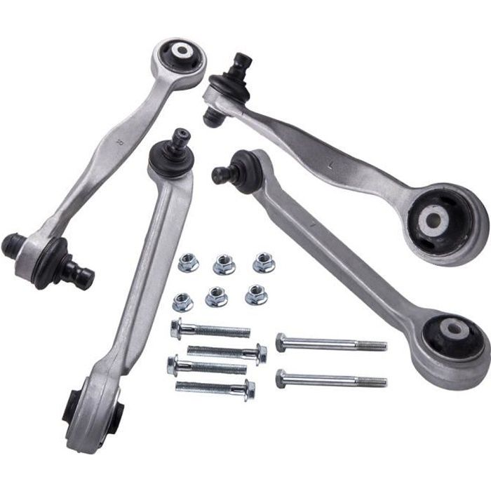 Bras de Suspension pour Audi A4 8D B5 B6 B7 A6 4x Bras de suspension avant supérieur gauche droit