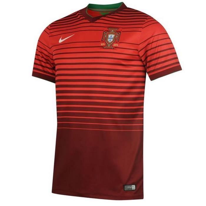 Portugal Maillot de Football Officiel 2014