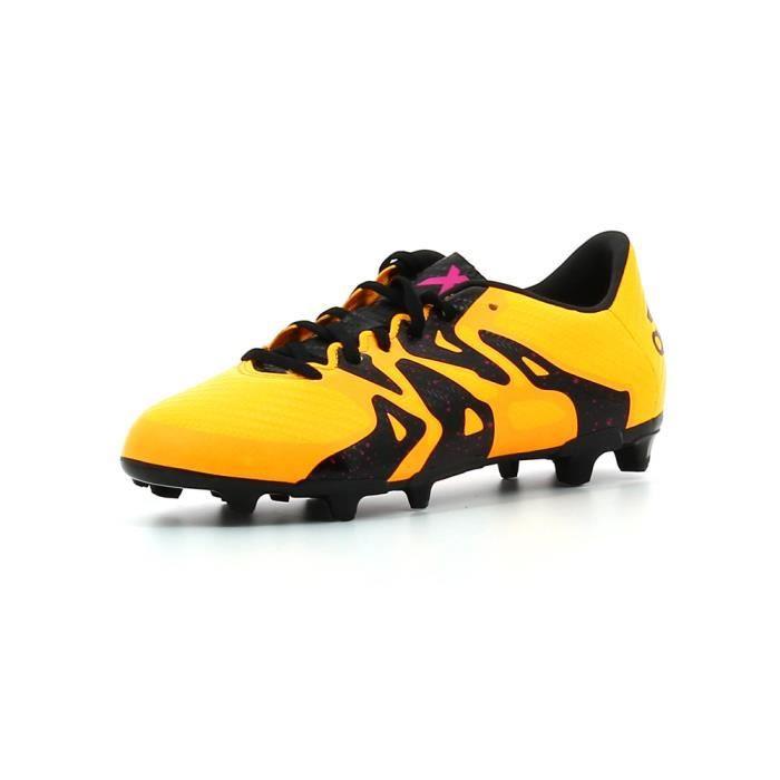 Chaussures de Football Adidas X 15.3 FG-AG