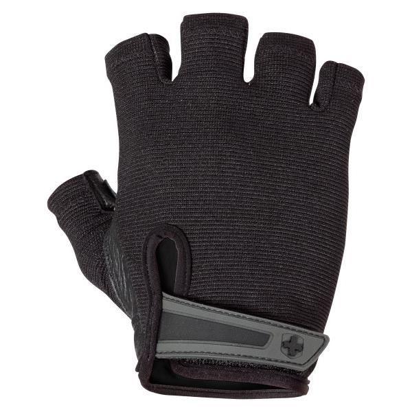 HARBINGER power weight training gloves [black]