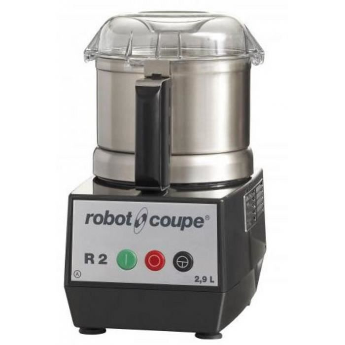 ROBOT-COUPE - Cutter de table 2.9 L robot multifonctions