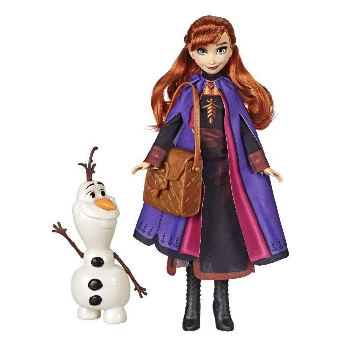 POUPÉE Disney La Reine des Neiges 2 - Poupées Princesses