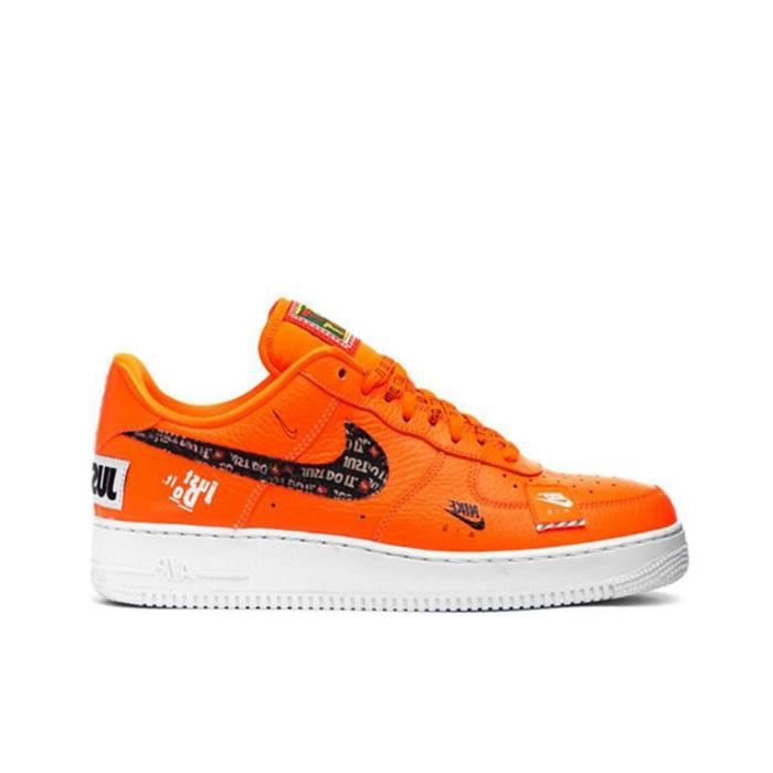 Air Force 1 Basket Air Force One AF 1 Low Homme Femme Chaussures ...