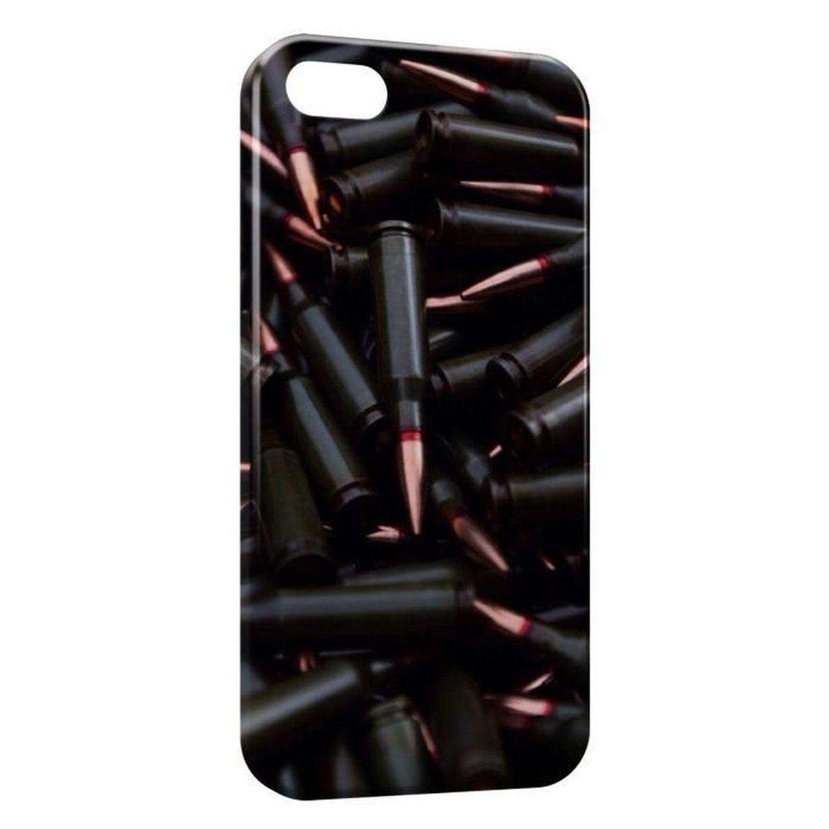 coque iphone 7 plus pistolet