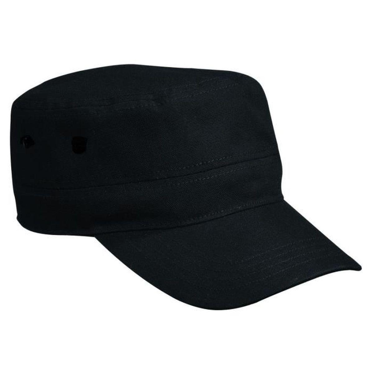 casquette homme militaire
