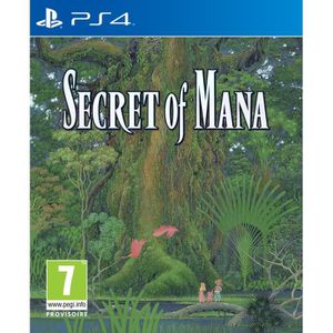 JEU PS4 Secret of Mana Jeu PS4