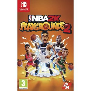 JEU NINTENDO SWITCH NBA2K Playgrounds 2 Jeu Switch