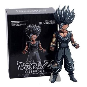 FIGURINE - PERSONNAGE Figurines Dragon Ball Z - Noir Super Saiyan Son Go