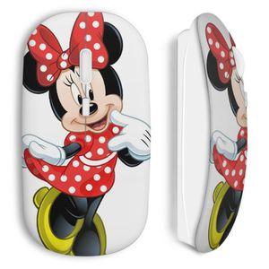 SOURIS Souris sans fil Minnie Mickey 4