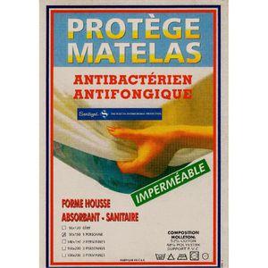 PROTÈGE MATELAS  Alèse imperméable 140x200 Pvc HYGIENA