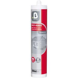 NETTOYAGE MULTI-USAGE Silicone multi-usage translucide Mr Bricolage