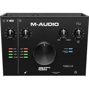 INTERFACE AUDIO - MIDI M-Audio AIR192X4 - Interface audio USB MIDI - 2 en