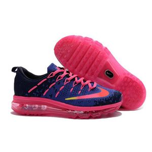 nike air max flyknit 2016 femme rose