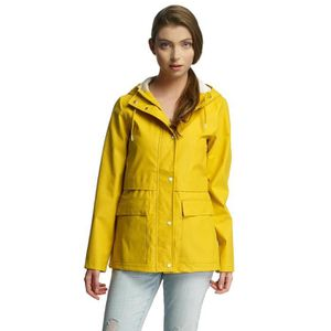 great quality where to buy good Only Femme Vestes & Blousons / Manteau onlNew Train Jaune ...