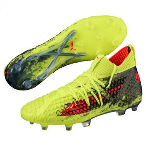 eb9089ddf355 CHAUSSURES DE FOOTBALL Chaussures de football Puma Future 18.1 Netfit FG