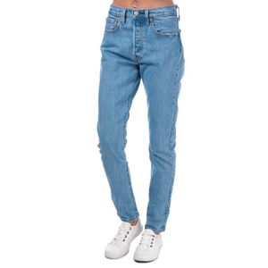 JEANS Levis Jean 501 Skinny Small Blessings Jean Denim F