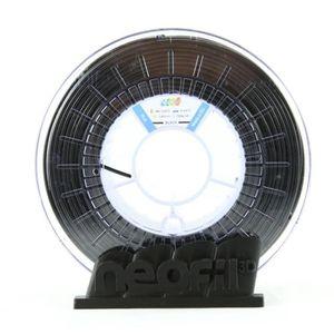 FIL POUR IMPRIMANTE 3D Neofil3D Cartouche de filament PLA - 1,75mm - Noir