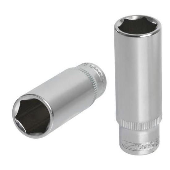ts 30 l.25 mm KS Tools 922.1546 Douille tournevis ultimate 5 pans perc/é 1//4 Chrome satin/é