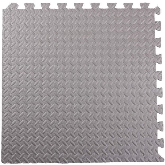 Tapis dexercice en mousse dalles de sol emboicirctables tapis dexercice antideacuterapant avec mousse EVA pour exercice de y[357]