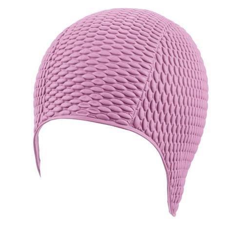 Beco bonnet de bain femme bulles rose clair taille unique