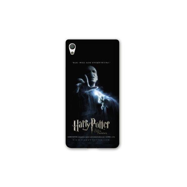 Coque OnePlus X WB License harry potter C - - phoenix voldemor N