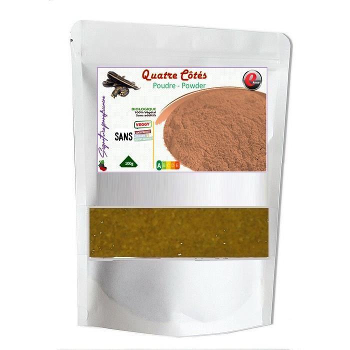 Quatre Côtés poudre - sélection panafricaine - 100g