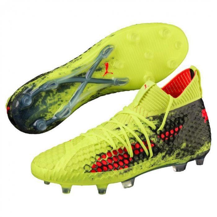 Chaussures de football Puma Future 18.1 Netfit FG