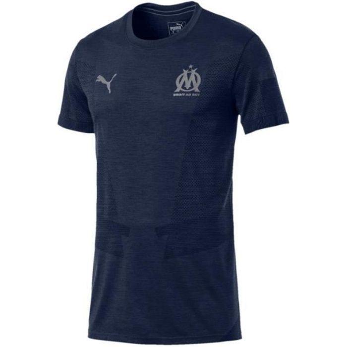 T-shirt Olympique de Marseille evoknit 2018/2019
