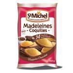 Madeleines nappées de chocolat 350g St Michel